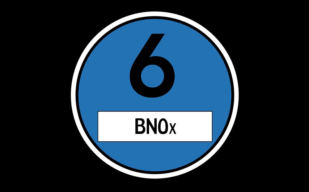 Plakette, blau - Euro Norm 6 - Diesel Nachrüstung - Bild Baumot Group AG (3)